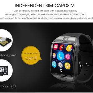 Smart sat Smart watch Q18 NOVO 3