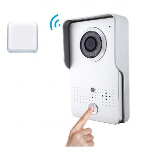 WiFi Video Intercom Doorbell zvono sa kamerom 1