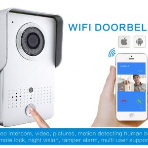 WiFi Video Intercom Doorbell zvono sa kamerom 2