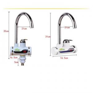 Zidna Slavina i protocni bojler za brzo zagrevanje vode sa diplejem_1