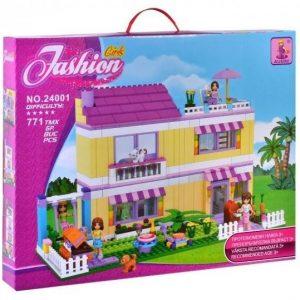 Kockice - Dvospratna kuća sa dvorištem