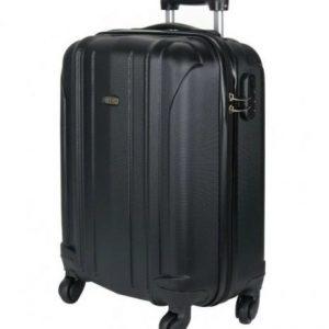 Kofer sa točkićima - crni 60 L