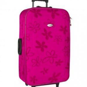 Kofer sa točkićima - roze 40 L