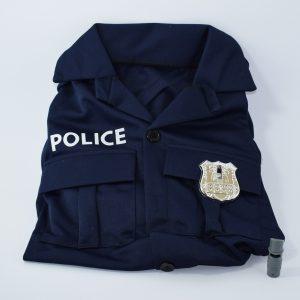 Kostim POLICIJISKI za decake - NOVO 2