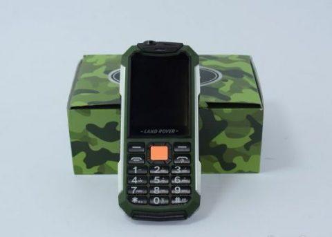Landrover telefon