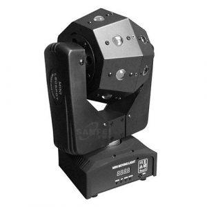 Roto glava – 16 pcs Led moving head light 1