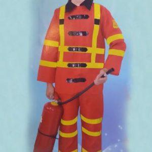 Vatrogasac dečiji kostim 2