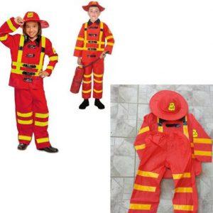 Vatrogasac dečiji kostim
