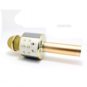 Mikrofon 858 Bluetooth zlatni 2