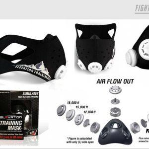 Maska za trening- TRANING ELEVATION slika1