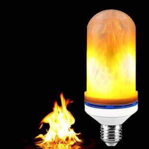 Plamen led sijalica e27 imitacija vatre 1