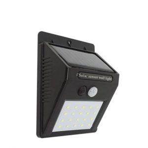 Solarna LED zidna lampa1