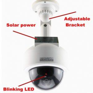 Solarna lazna LED kamera za nadzor 3
