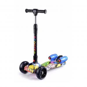 Trotinet Scooter 2019 sa vodenim raketama i zvucnim efektima2