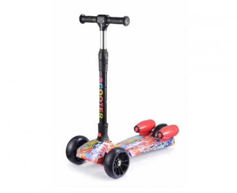 Trotinet Scooter 2019 sa vodenim raketama i zvucnim efektima3