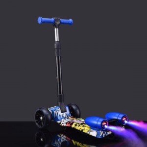 Trotinet Scooter 2019 sa vodenim raketama i zvucnim efektima6