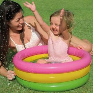 Šareni bazen za decu - Intex