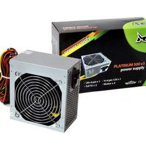 MS MS-500 Napajanje 500W 12cm fan 500W/12cm Fan/2xSATA/24pin