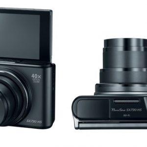 Kamera Canon PowerShot SX730HS BLACK - Garancija 2god