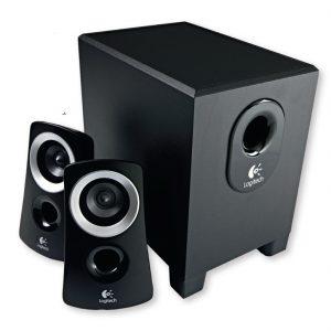 Logitech Z313 Stereo Speakers System 2.1 - Garancija 2god