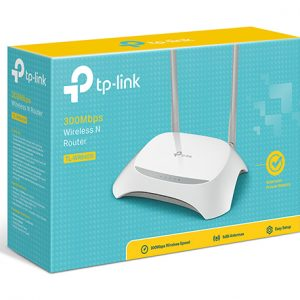 TP-Link TL-WR840N,300Mb/s,Router atheros Chip,MIMO 2x2 (2T2R