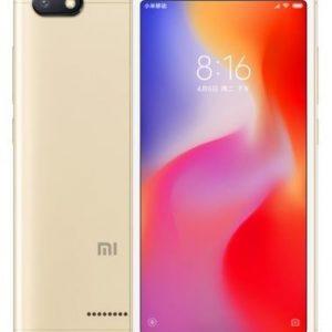 Xiaomi Redmi 6 EU 3+32 Gold - Garancija 2god