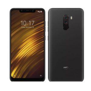 Xiaomi POCOPHONE F1 EU 6+64 Graphite black - Garancija 2god
