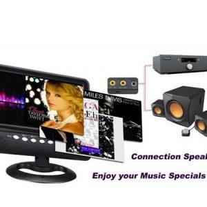 "7.5"" TFT LCD Portabl tv"