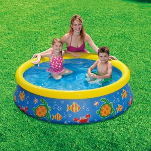 Bazen za decu -ribice Intex