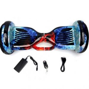 "Hoverboard sa ruckom-Elektricni Skuter 10"" - Vatra i Voda"