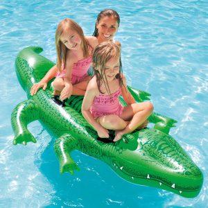 Krokodil na naduvavanje - Intex