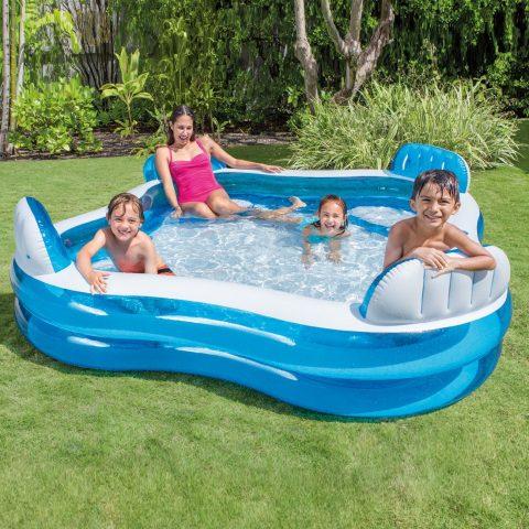 Porodični bazen za 4 osobe - Intex
