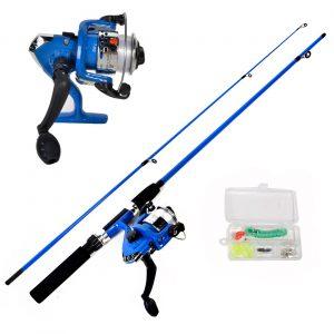 Štap za pecanje sa mehanizmom