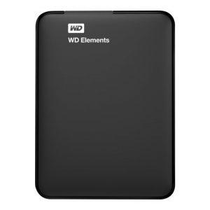 """HDD 750GB 2.5"""" WD Elements Portable USB 3.0 WDBUZG7500ABK-WESN"""
