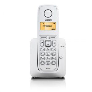 Bežični telefon Gigaset A120 IM-East White - Garancija 2god
