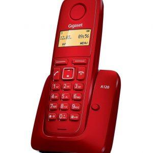 Bežični telefon - Gigaset A120 IM-East Red - Garancija 2god