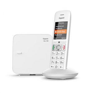 Bežični telefon Gigaset E370 White - Garancija 2god