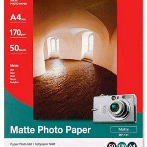 Foto papir Canon MP101 A4 (50B.)