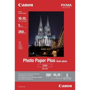 Foto papir Canon SG-201 4X6,5 SH