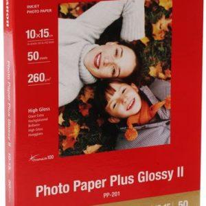 "Canon IJ-PAP. PP-201 4x6"" (5sh)"
