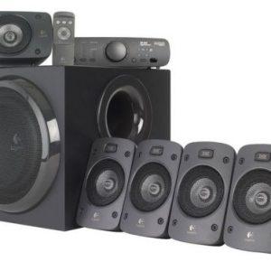 Logitech Z906, Speaker System 5.1 Home Theater, THX Digital