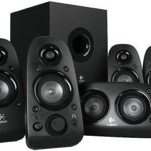 Logitech Z506, 5.1 Surround Sound Speakers - Garancija 2god