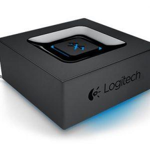 Logitech Wireless Speaker Adapter for Bluetooth audio devic