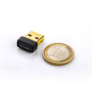 TP-Link TL-WN725N 150Mb/s wireless N Nano USB adapter, 2.4GH