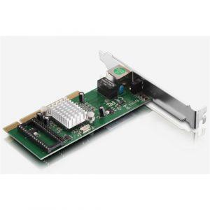 Netis Ethernet 10/100/1000, PCI, AD-1102 + LP bracket