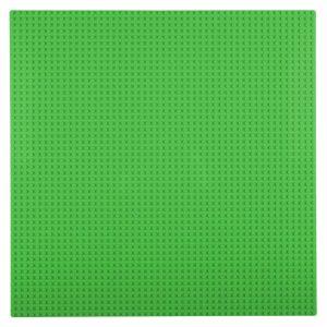 Baza za sklapanje AUSINI i LEGO kockica - zelena