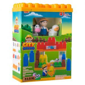 Kockice i figure - farma