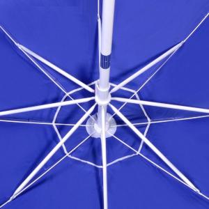 Suncobran - plavi aluminijum