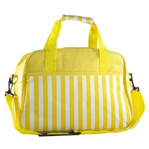 Termos torba žuto - bele boje