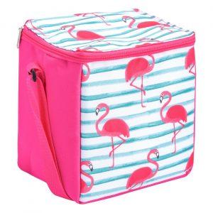 Termos torba - flamingo
